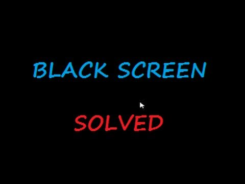 blackscreen