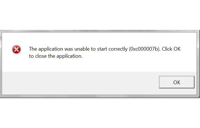 Fix .NET Framework error 0x800736b3