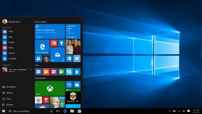 come risolvere barra del titolo Windows 10