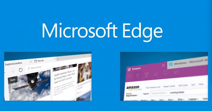 Microsoft Edge Browser bloccato