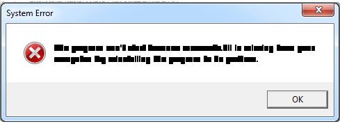 riparare errore Mscorwks.dll