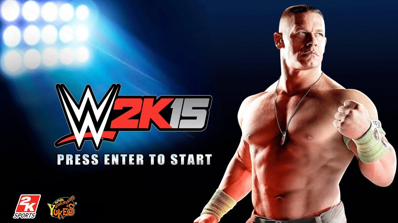 errore di riparazione per WWE 2K15 gioco pc