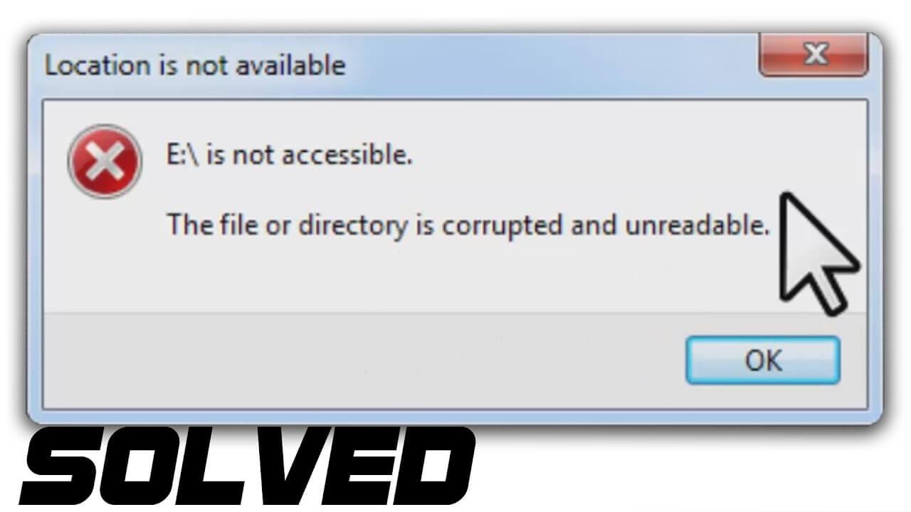 correggere i file danneggiati su Windows 10