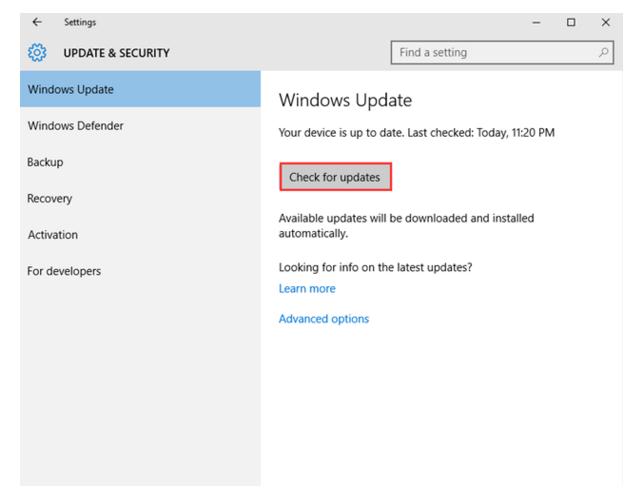 Windows 10 mostra problemi di driver